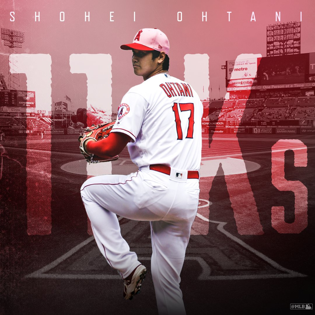 Ohtani is a beast. https://t.co/y0hjeApOWz