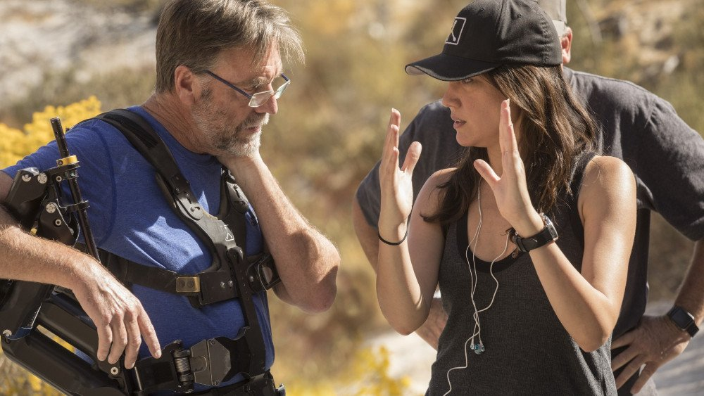 Lisa Joy on her #Westworld directing debut: 'I really wanted to play with different genres' https://t.co/fz2b0xIgES https://t.co/1wpxtDLIHm