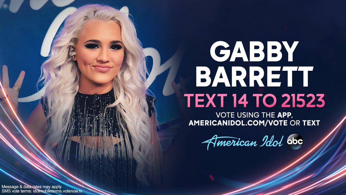AmericanIdol, #IdolTop3, #Top3 | Baaz