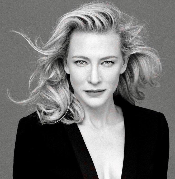 Cate Blanchett, (14 May 1969).  Happy Birthday !!!