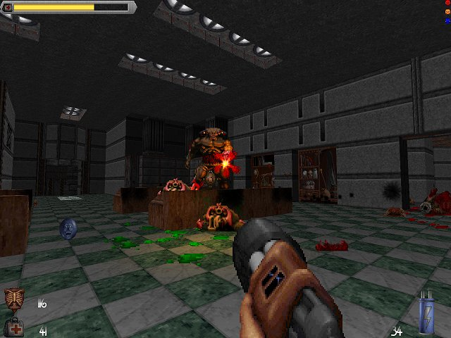 Blood: Dead on Arrival, the mod that m…