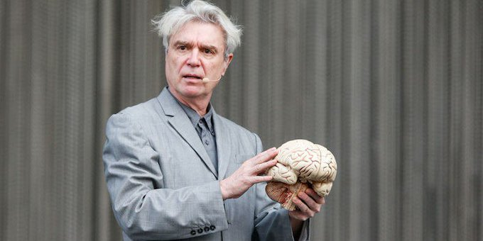A happy 66th birthday to David Byrne!