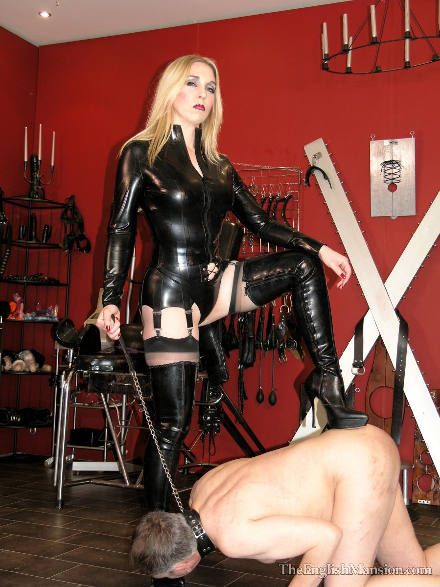 Rubber Domina