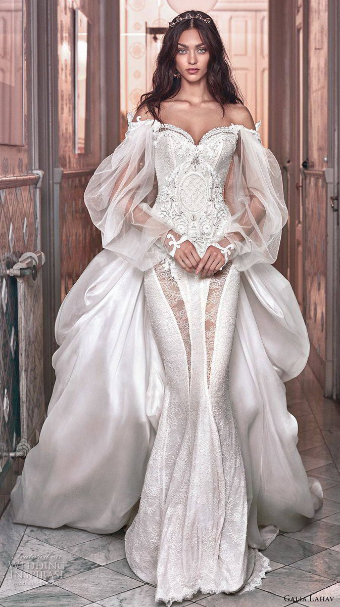 Aesthetic Sharer Zhr Pa Twitter Galia Lahav Spring 2018 Wedding Dresses Victorian Affinity Bridal Campaign