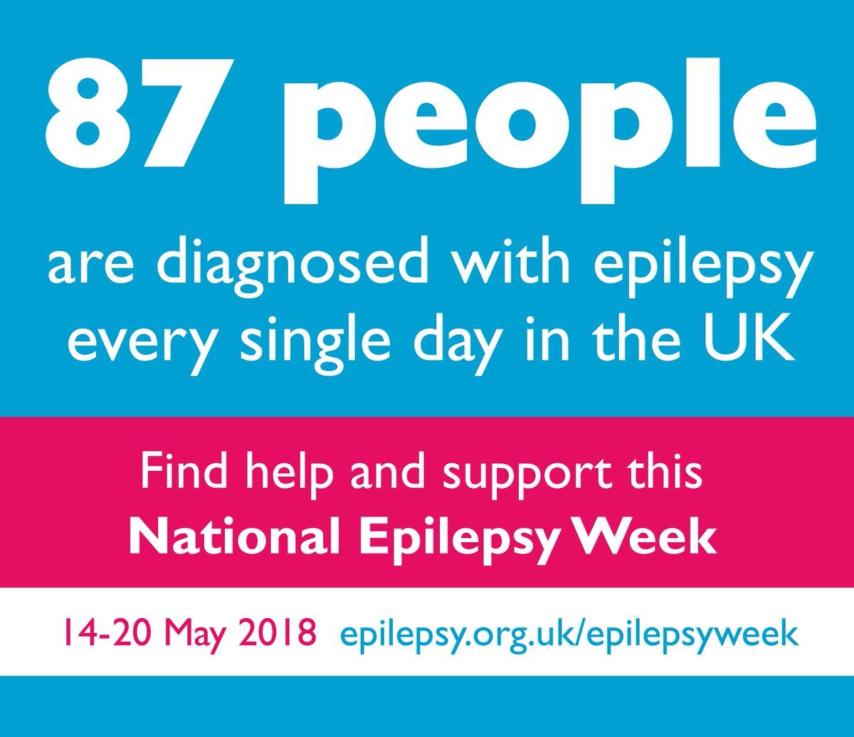 Today is the first day of National #EpilepsyWeek https://t.co/iplyxF6Jjd #epilepsy