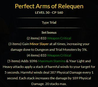 Perfect Arms New