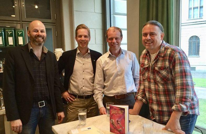 Damberg satsar 150 miljoner pa socialt entreprenorskap