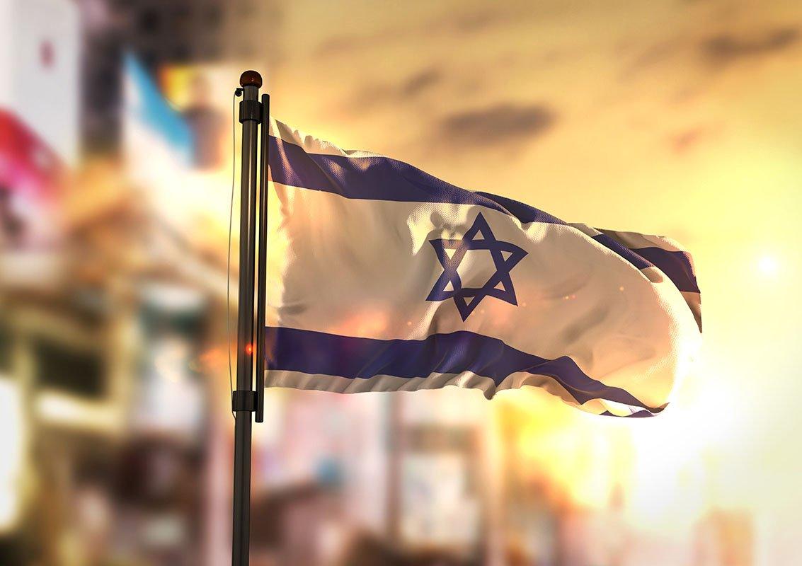 Joodse Verjaardag.Israelsolidariteit Hashtag On Twitter