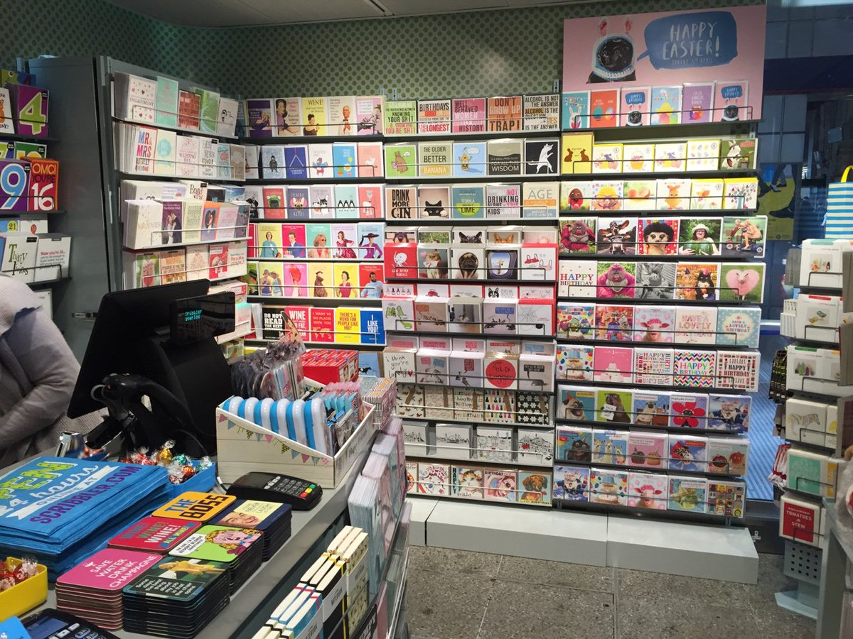 Stationery giant paperchase to open in south side shopping centre