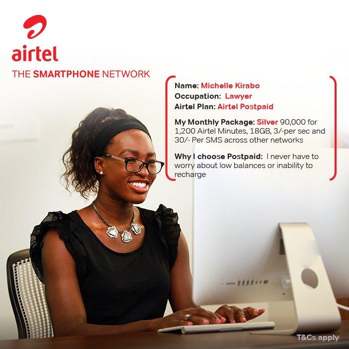 Airtel Uganda on Twitter:
