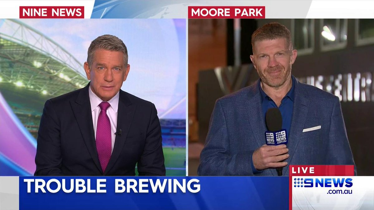 It's a war of the beers. 🍻#9WWOS