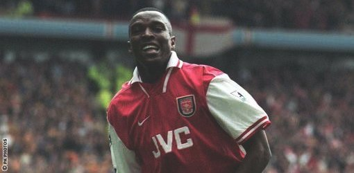 Happy birthday to the first African player to ever win a Premier League title.  Christopher Wreh turns 43 today.