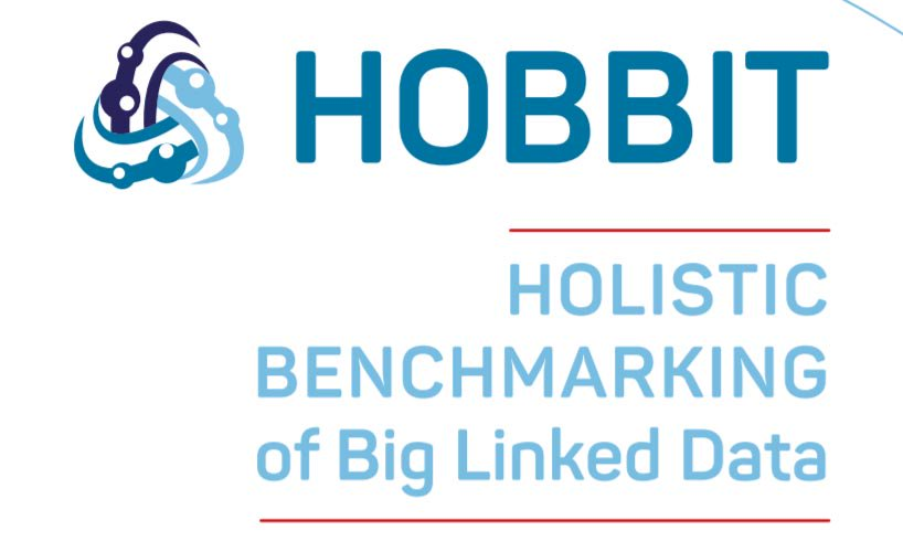 Come and learn about HOBBIT challenges and their results in ESWC 2108  http:// bit.ly/2CTbvBG  &nbsp;   @eswc_conf  #eswc2018  #bigdata #linkeddata #opendata #semanticweb #benchmarking #H2020 #challenge<br>http://pic.twitter.com/la6gQKJa9G