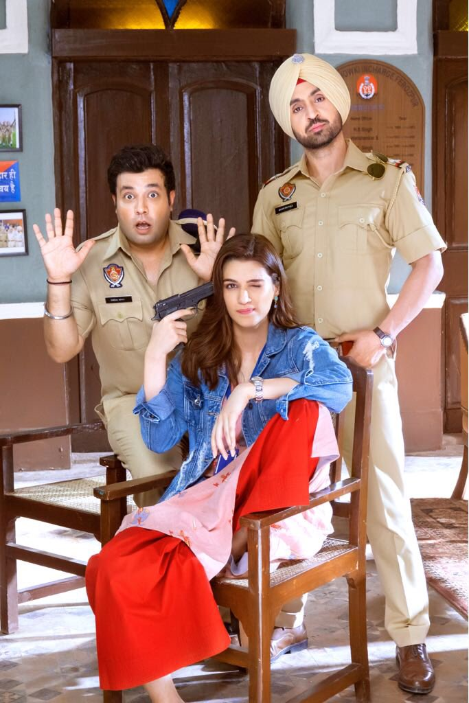 Arjun Patiala (2018), Movie Cast, Story and Release Date