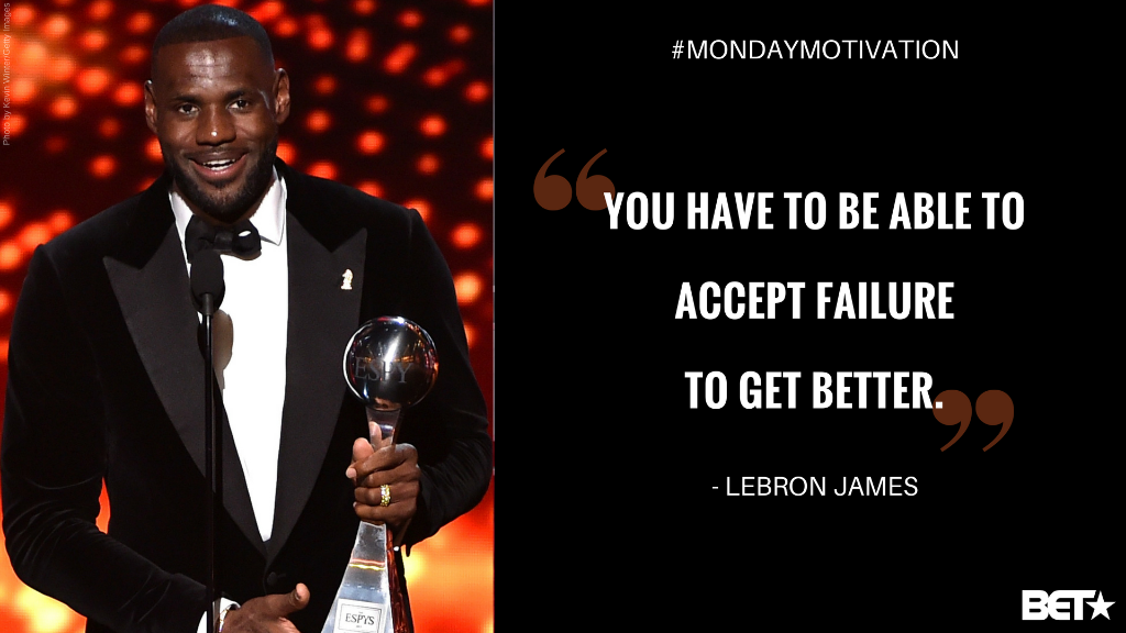 Have you been able to accept yours? #MondayMotivation from @KingJames �� https://t.co/3WCw0XvrvY
