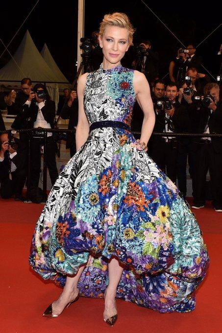 Happy Birthday, Queen Cate Blanchett.