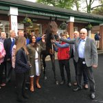 Nice double on Saturday with Intisaab winning the conditions race @haydockraces for @GrahamGrahas87 and Stonific @ThirskRaces for @rasiocymru & Hurn Racing Club #saturdaywinners #welldoneall