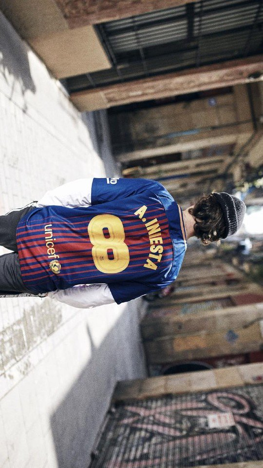 To #Infinit8Iniesta and beyond! �� https://t.co/00q1YLZPNX