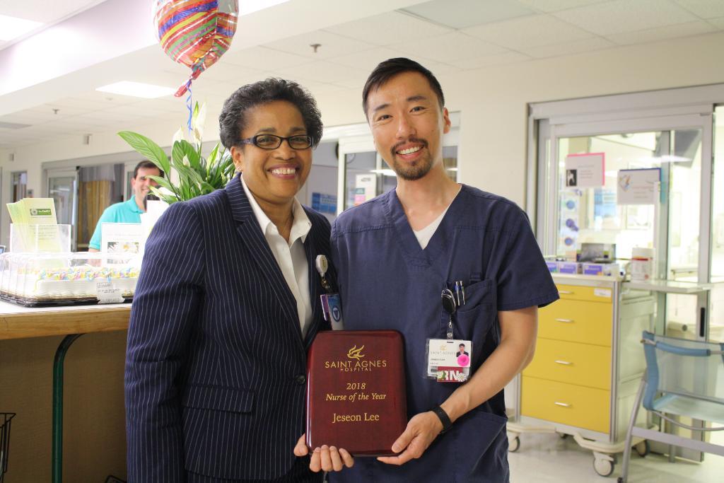Saint Agnes Medical Center Picture