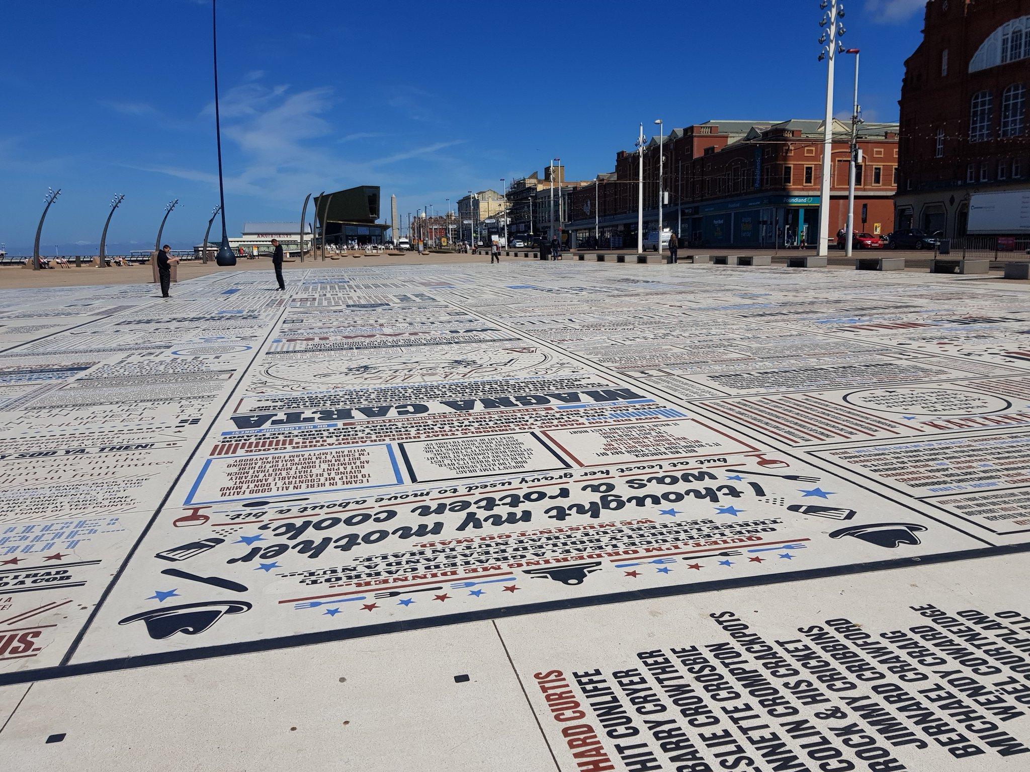 Red Dwarf Fan Club On Twitter Beautiful Sunny Day In Blackpool RedDwarf RedDwarfQuotes