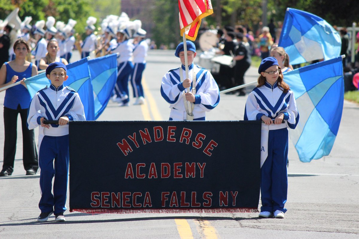 Seneca Falls Pageant of Bands this weekend
