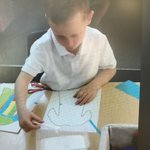 We are been doing some amazing art work in R.E designing a new coat for Joseph