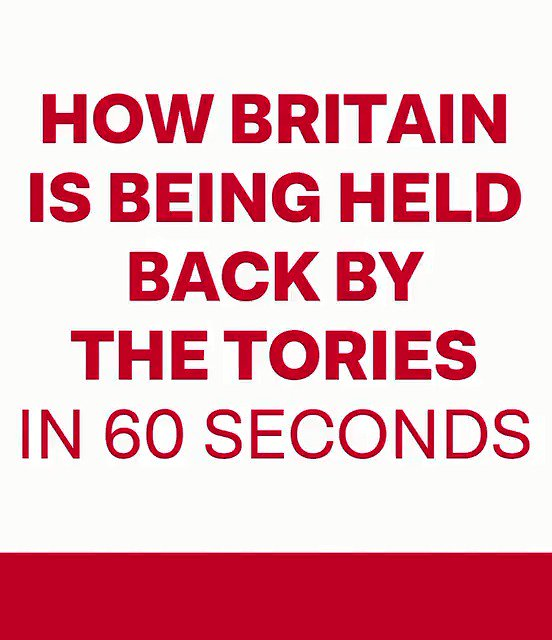 Under the Tories, Britain is being held back by a rigged system. In 60 seconds, here's how ↓ https://t.co/QihoTb7ytM