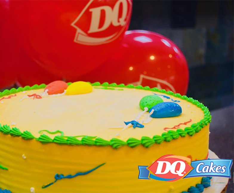 Dairy Queen Kuwait Because Every Birthday Is Special