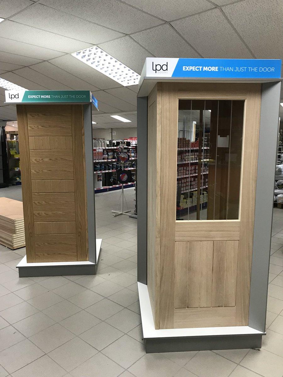 LPD Doors on Twitter \ New displays at TG Builders Northwich 😍🚪 #LPDDoors #Doors #Leeds #Northwich @TGBUILDERSM\u2026 \  & LPD Doors on Twitter: \