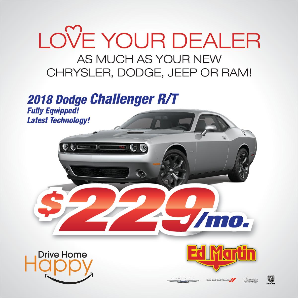 Ed Martin Chrysler Dodge Jeep Ram - 2017 Dodge Charger