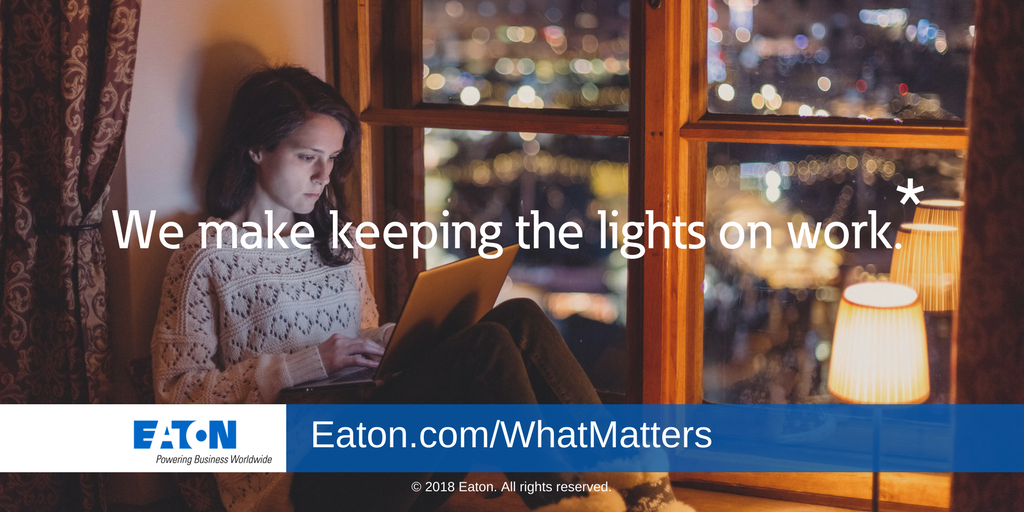 Power keeps our food cold, our water hot, our phones charged and our lives  moving, 24/7. And we're here to make sure it works because that's  #whatmatters: ...