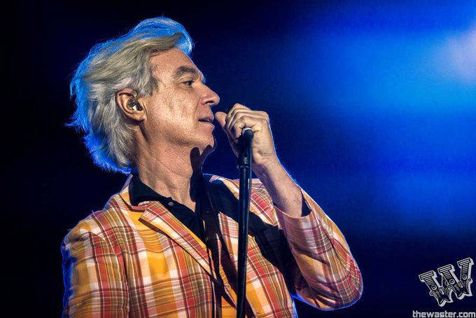 Happy Birthday to David Byrne!! (Photo: Jeremy Gordon)