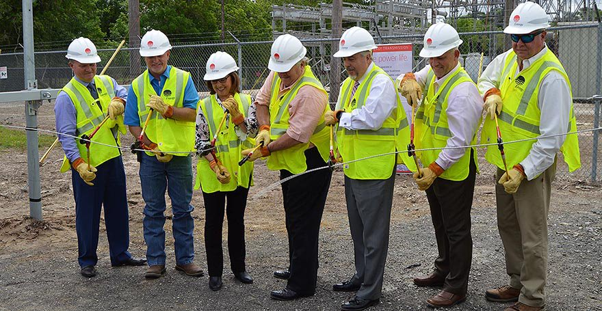 Entergy's photo on Infrastructure Week