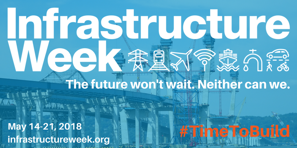 Metro Water District's photo on Infrastructure Week