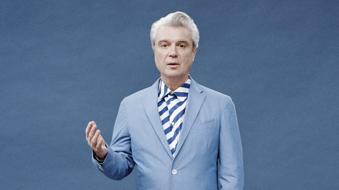 Happy birthday, David Byrne (  : Jody Rogac