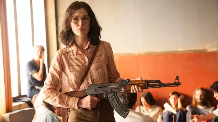 'Entebbe', starring Rosamund Pike, is a curious (and probably unnecessary) re-telling of the 1976 hostage drama https://t.co/D96BvwVrbM