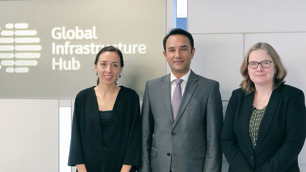 Had a wonderful meeting with the friendly team of @gi_hub in #Sydney. A unique digital platform to promote projects to a global investor network and for public private partnership. Looking forward for joint collaboration.