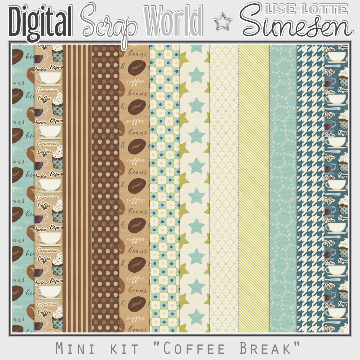 Digital Scrap World On Twitter Digitalscrapbooking Mini Kit
