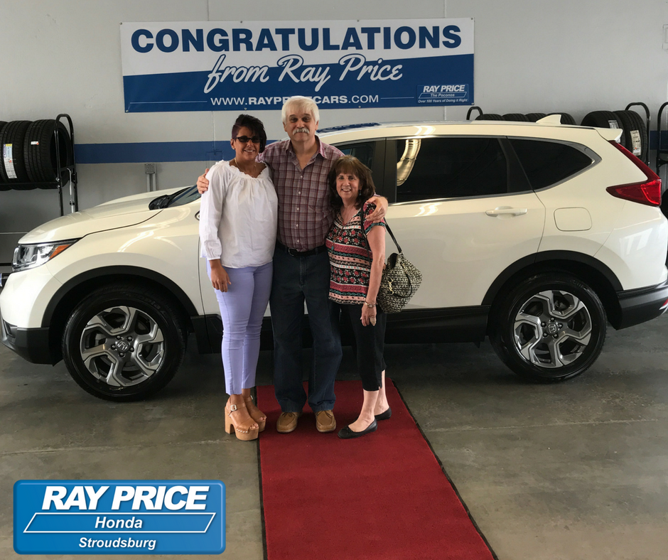 Ray Price Honda >> Ray Price Honda On Twitter Congrats To Janice And Michael