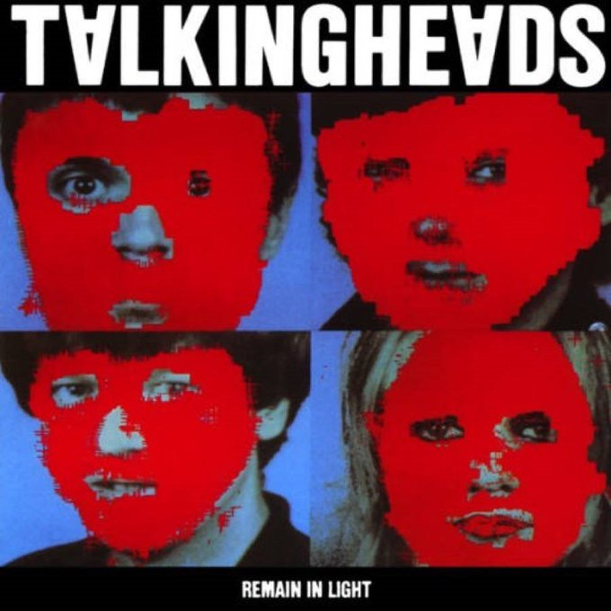 One of my favorite album. Happy birthday David Byrne.