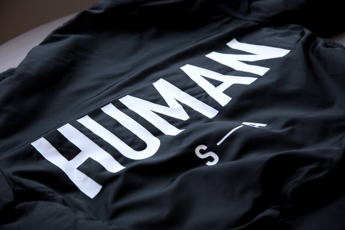 HUMAN L2-B | You are here. You are free | AVAILABLE NOW  Link: