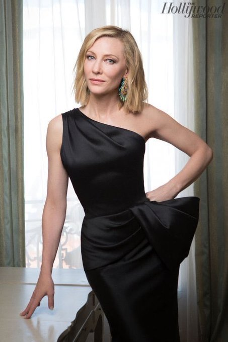 Happy Birthday to this legend and wonderful woman, Cate Blanchett!