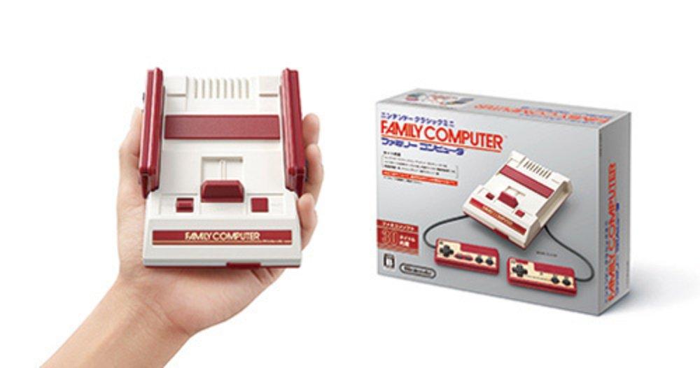 """任天堂、手のひらサイズの""""ミニファミコン""""を販売再開へ - マリオ、カービィなど30タイトル収録 -"""