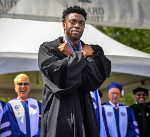 """How sick of """"Wakanda Forever"""" is Chadwick Boseman on a 1-10 scale? https://t.co/vgiL9wgEnT"""