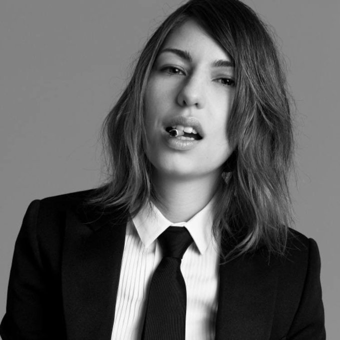 Wishing a very happy birthday to the amazing Sofia Coppola!