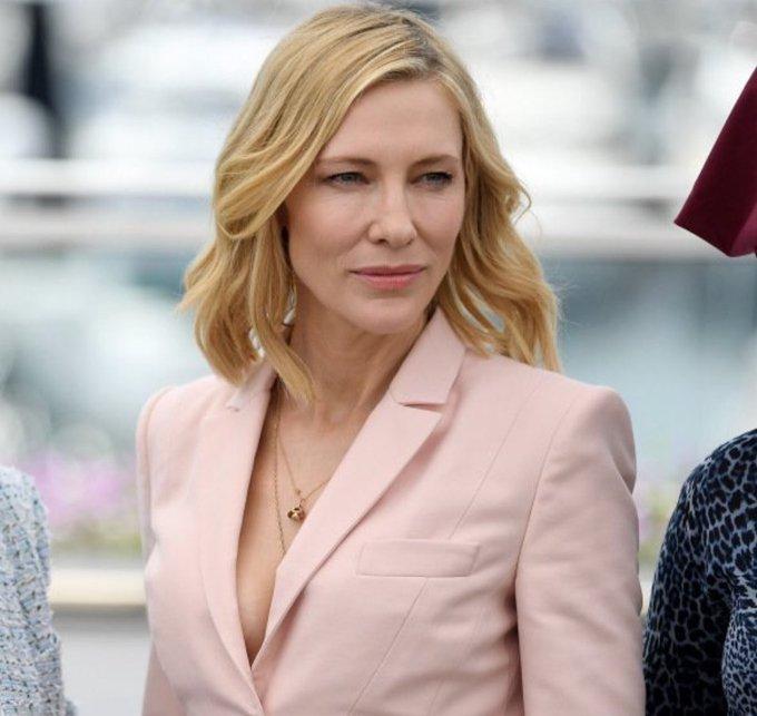 Happy birthday Cate Blanchett..
