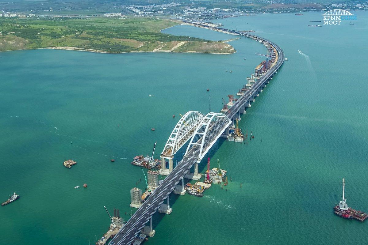 Αποτέλεσμα εικόνας για crimean bridge  view