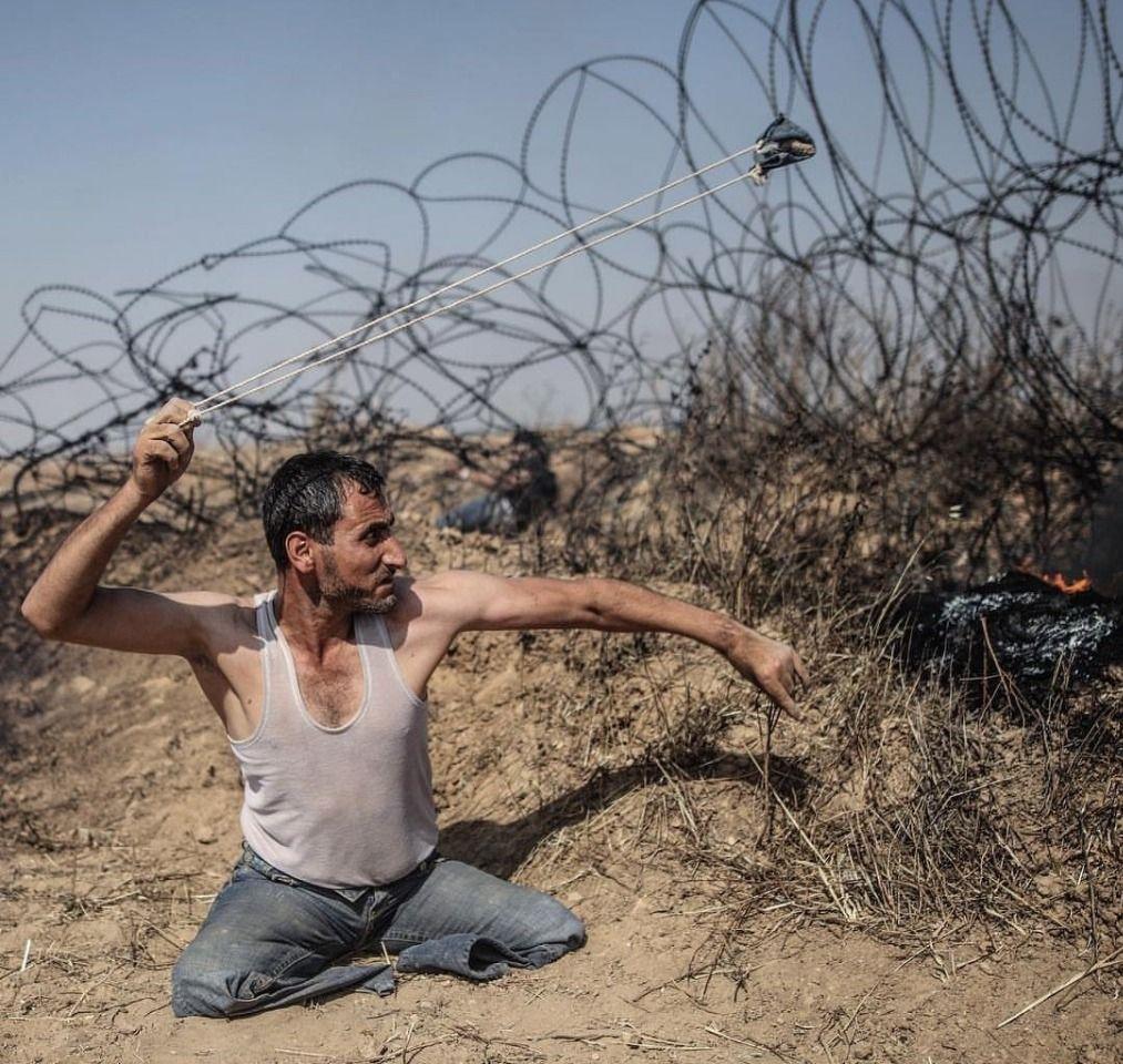 Посольство США відкрили в Єрусалимі. На кордоні між Ізраїлем і Палестиною загинуло 52 учасники протесту проти цієї події - Цензор.НЕТ 2891