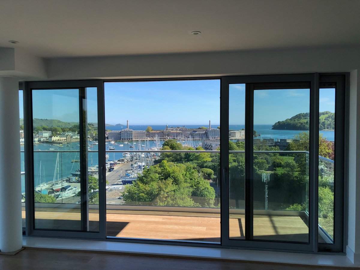 Enjoying snagging this new home today #amazingviews @mountwise @AMPlymouth  Feature Image