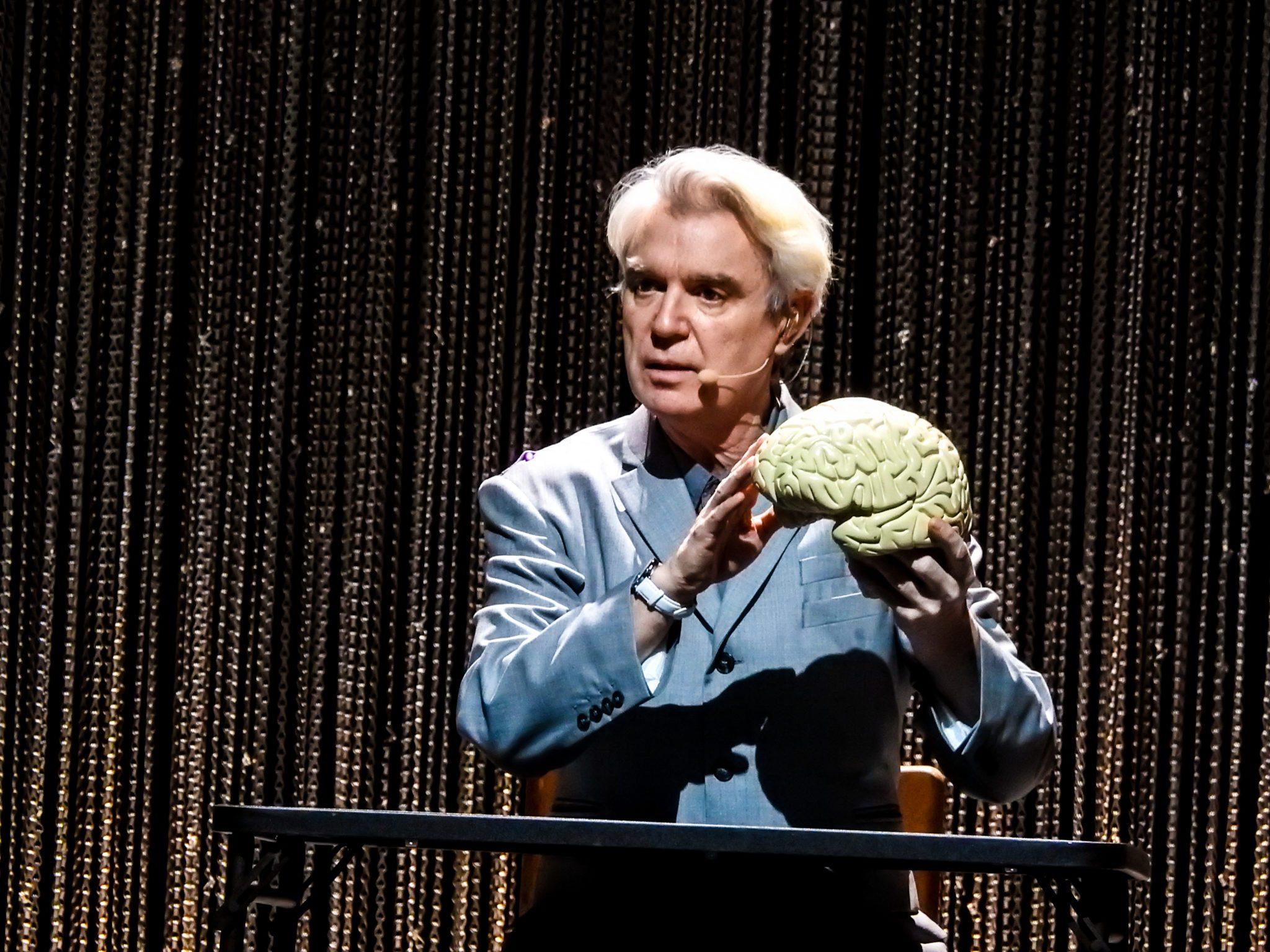 Happy Birthday David Byrne!